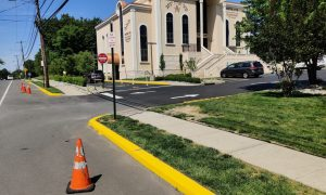 New parking restrictions in effect on Sunset Road