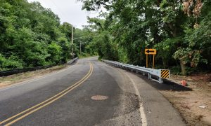 Road Widening Progress Continues on County Line & Brook Road
