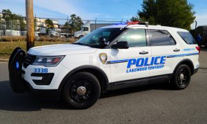 Catalytic converters stolen from parked vehicle in Lakewood