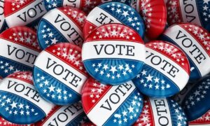 ELECTION DAY: DID YOU CAST YOUR VOTE?