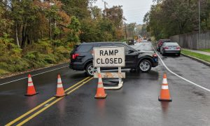 UPDATE: Kent Road to remain closed until the week of August 9th