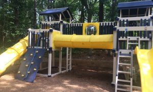 HATE IN LAKEWOOD: Anti Semitic messages Scrawled in local playground