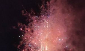 July 4th, Fireworks locations