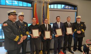 New firefighters appointed to Lakewood Fire Department