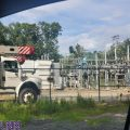 Transformer explosion knocks out power in Lakewood