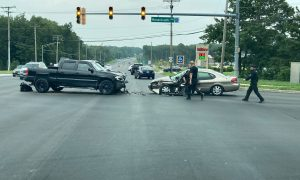 Serious Crash on Route 70 and Massachusetts Avenue