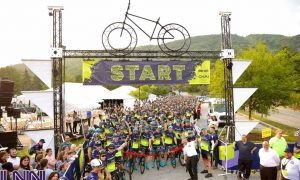 Bike 4 Chai, 100 mile bike ride kicks off this morning from Vernon, New Jersey
