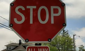 TAKE NOTE: Lexington Avenue & 7th Street is now a 4-way stop