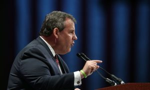 Former Gov. Christie says law he signed requires NJ to sanction Ben and Jerry's
