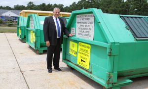 Major upgrades at Recycling Center in Lakewood