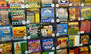 NJ lottery hits record breaking sales this year
