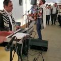 VIDEOS: Betzalel Levin davening Hallel at Mordy's Shteible