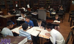 Learning Program for boys in between Camp and Yeshiva held around town