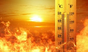 Heatwave continues through tomorrow, temps up to 108° expected