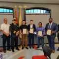 New firefighters sworn in to Lakewood Fire Department