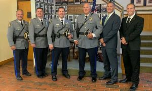 TRPD announces officer retirements, promotions, and welcoming of new officers