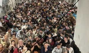 First group of Afghan refugees arrive in New Jersey, up to 9,500 heading our way