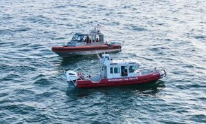 Authorities warn to stay out of the water at Jersey Shore beaches and to never swim without a lifeguard