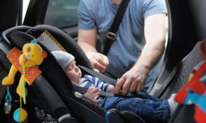 Car crashes, number 1 safety issue facing children – yet only 1 in 5 parents have car seats checked