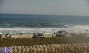 Man drowned, several rescued, after dangerous waves hit the Jersey Shore today