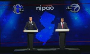WATCH: Murphy, Ciattarelli face off in first debate for NJ Governor
