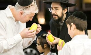 2 Daled Minim Shuks in Lakewood this year as the community grows