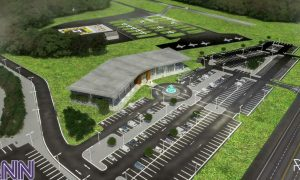 NEW: 30,000 sq foot terminal, office convention area, restaurant, planned at Lakewood Airport