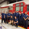 Lakewood volunteer fire department grows, with new academy graduates and recruits
