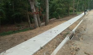 Parking restrictions on Seminole Drive over Yom Tov due to sidewalk installation
