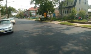 Portions of 7th Street Repaved – Use Caution At The 4-way Stops