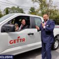 CONGRATS: Lakewood Resident wins pickup truck from GETTR, delivered by Jason Miller himself [Exclusive]