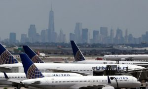 Federal Administration Calls For More Low Cost Flights at Newark-Liberty International Airport