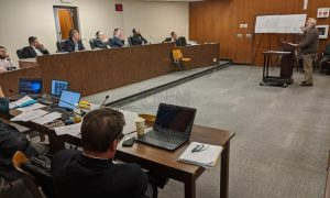 Planning Board finalizes plan for internally connecting roads in new 72 unit development