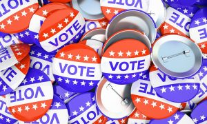 Early in person voting is now open at 10 locations across Ocean County