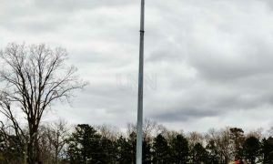NEW: Verizon is attempting to relocate Squankum Road cell tower