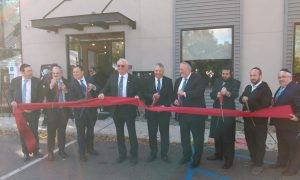 Grand Opening ceremony held for TRU Birth Center in attendance of NJ's First Lady Tammy Murphy
