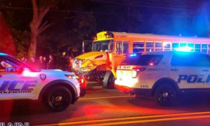 UPDATE: Full statement from Lakewood Police on the serious School Bus accident last night
