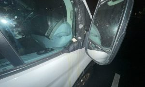 JUST IN: Vehicle egged while driving on Madison Avenue in Lakewood