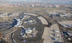 Newark Airport runway project completed, Terminal Project moves to next phase